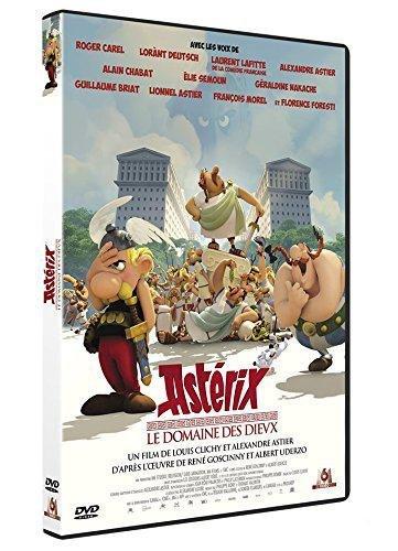 Vignette du document Asterix et le domaine des dieux