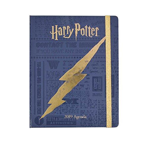 Grupo Erik Harry Potter - Agenda 16 Meses 2018/2019 Semana Vista 1