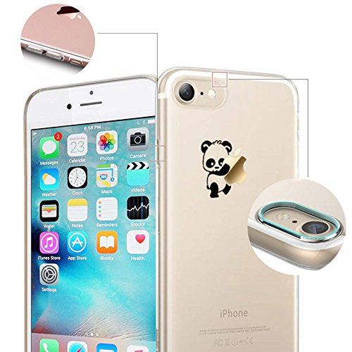 FINOO Solo Case 2 Silicone TPU custodia per cellulare - Music on, iPhone 6/6S Cervo
