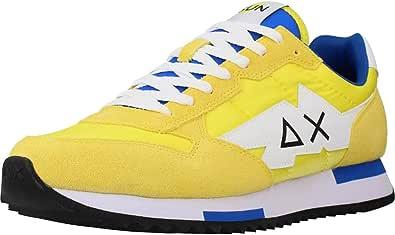 SUN 68 Z31118 Scarpe Uomo Sneakers Sportive Giallo (40)