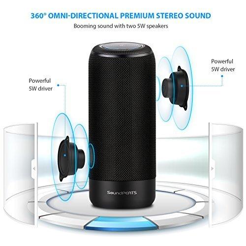 Bluetooth speaker 360 - Best restaurants south of boston