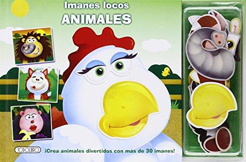 Animales (Imanes locos) por Todolibro
