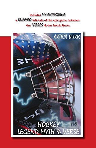Hockey Legend Myth & Verse por Artica Burr