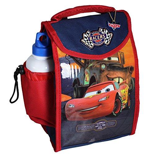 Disney cat-dlb-4Cars Deluxe Kühltasche Lunchtasche mit 400ml Flasche