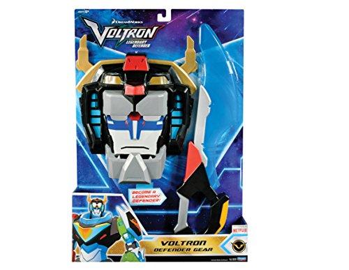 Voltron vla04200Löwe Defender Gear, schwarz (Voltron-spielzeug)