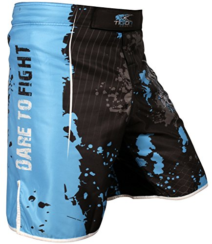 Pro MMA Shorts Fight UFC Grappling Short Kick Gel Boxing Muay Thai Cage Pants Abbildung 3