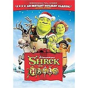 Shrek The Halls [Edizione: Regno Unito]
