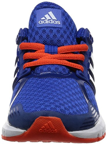 adidas Duramo 8 K, Scarpe da Ginnastica Unisex – Bambini Marrone (Azul/Ftwbla/Energi)