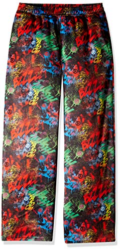 Spyder Active Sports Boy 's Marvel Momentum Pants, Jungen, Spyder Boys' Marvel Momentum Fleece Pant, Multi Color/Avengers, xl -