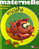 Pack Maternelle MS en 2 volumes : Maths ; Graphisme : Avec une montre