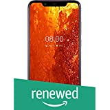 (Renewed) Nokia 8.1 (Iron, 4GB RAM, 64GB Storage) with Offer