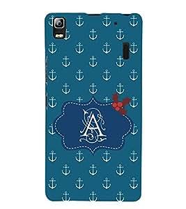 EPICCASE anchor of A Mobile Back Case Cover For Lenovo K3 Note (Designer Case)
