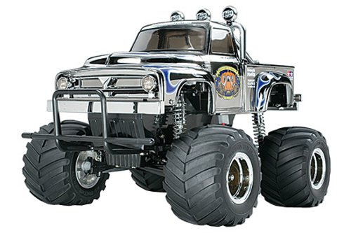 Tamiya 300058365 - 1:12 RC Midnight Pumpkin Metallic/Chrome*