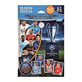 Champions League Ligue des Champions 2015 2016 stickers pack de démarrage - Best Reviews Guide