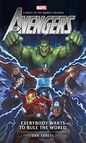 Wants to Rule the World (Marvel Novels Book 1) (English Edition) ()
