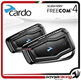 Cardo System FREECOM4 DUO Intercom, OS