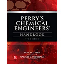 Perry's Chemical Engineers' Handbook, 9th Edition (English Edition)