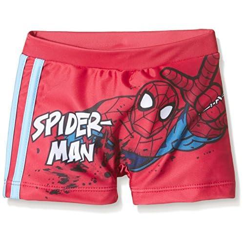Spiderman Bañador Boxer Niños 4