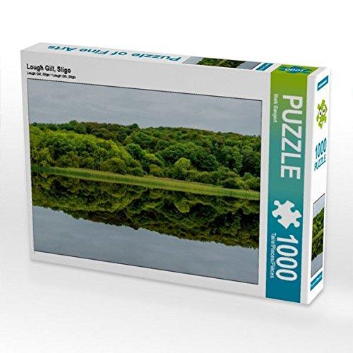 f5a8cbb4e2 Lough Gill, Sligo 1000 Teile Puzzle quer