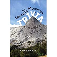 [(The Ultimate Mountain Trivia Quiz Challenge)] [ By (author) Ralph Storer ] [December, 2013]