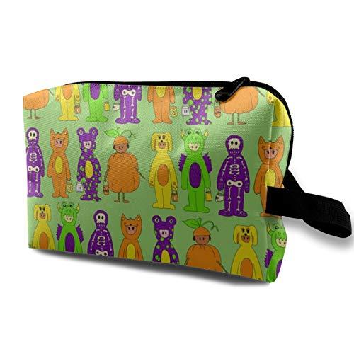 (Kostüme in grün background_8362 tragbare reise make-up kosmetiktaschen organizer multifunktions fall taschen für frauen)