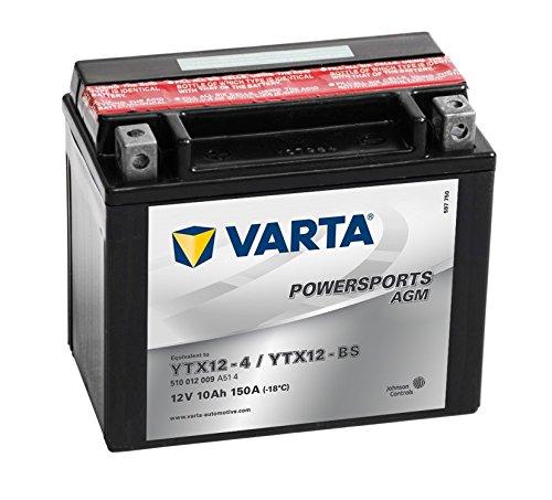 Varta 510012009A514 Starterbatterie