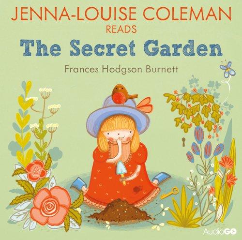 Jenna-Louise Coleman reads The Secret Garden (Famous Fiction)  Audiolibri