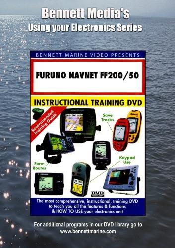 FURUNO NAVNET FISHFINDER 200/50 Furuno Fishfinder