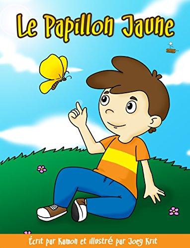 Couverture du livre Le Papillon jaune: Une histoire pour aider les enfants à faire face à la perte d'un parent (Balance t. 3)