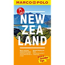 New Zealand Marco Polo Pocket Travel Guide 2018 - with pull out map (Marco Polo Guides) (Marco Polo Pocket Guides)