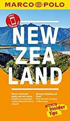 New Zealand Marco Polo Pocket Travel Guide 2018 - with pull out map (Marco Polo Guides)