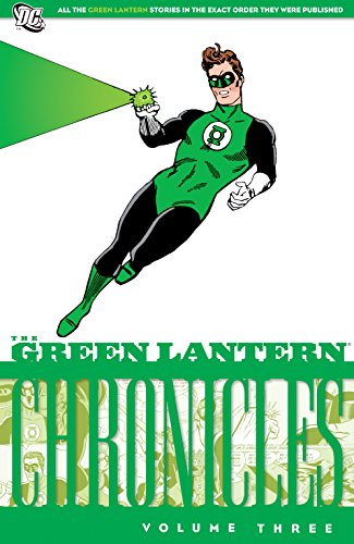 The Green Lantern Chronicles (3)