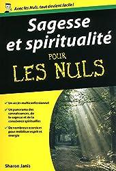 Sagesse et spiritualité Poche Pour les nuls