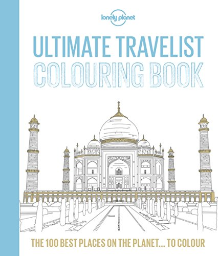 Produktbild Lonely Planet Ultimate Travelist Colouring Book