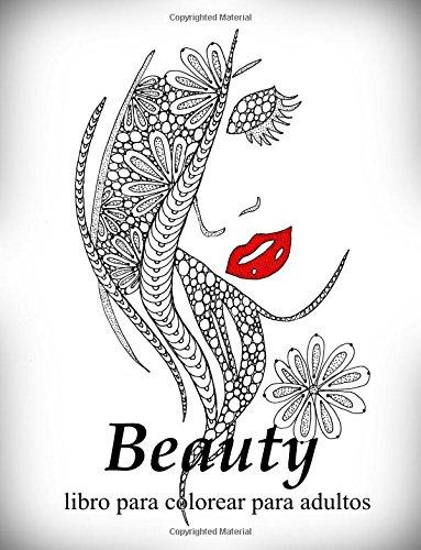 Gratis Beauty: libro para colorear para adultos PDF Descargar ...