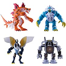 IMC Toys - Pack 4 megafiguras Invizimals
