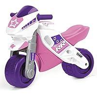 FEBER Motofeber 2 Racing Girl con Casco (Famosa 800008174)