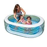 Planschbecken Badespaß Schwimmbad für Kleinkinder Pool Planschbecken Kinderpool Babypool Baby Pool...