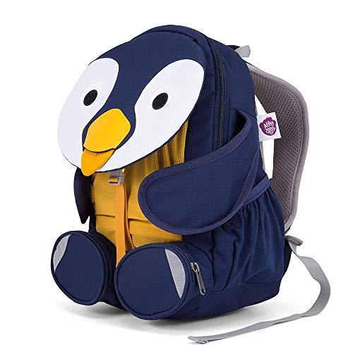 Affenzahn Zainetto Per Bambini Pepe Pinguino, 18 Cm, Multicolore