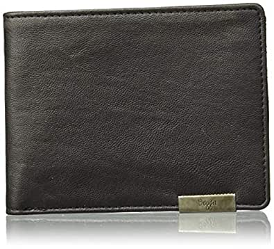 Baggit Men's Wallet (Black)
