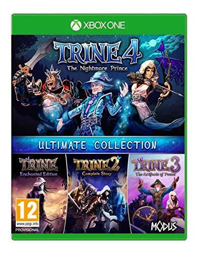 Trine Ultimate Collection - Xbox One (Xbox One) Best Price and Cheapest