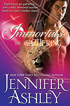 The Gathering (Immortals Book 4) by [Ashley, Jennifer]