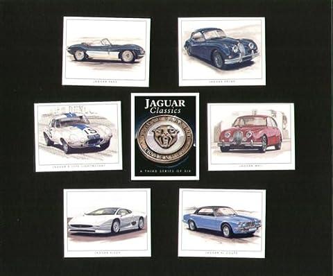 Jaguar Classic Cars, série 3–Xk140, XKSS, MK II, Type E,