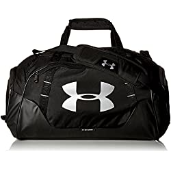 Under Armour Unisex 3.0innegable Duffel Bag, Unisex, Undeniable, negro