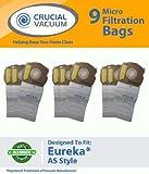 9Ersatz FÜR Eureka als Papier Taschen, Kompatibel mit Teil # 66655, 68155–6, 68155& 67726, von Think Crucial