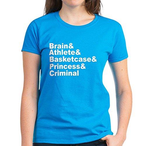 CafePress - Breakfast Club Students - Womens Cotton T-Shirt