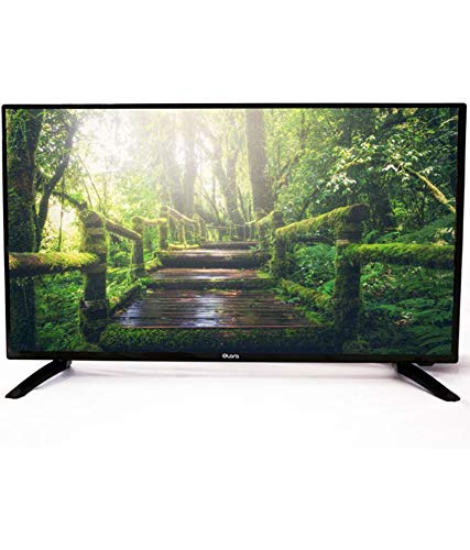 Elara 80 cm (32 inches) Full HD LED TV LE-3210G (Black) (2018 Model)