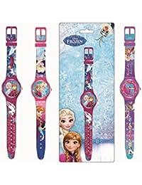 Reloj infantil de Frozen de Disney Water Resistant