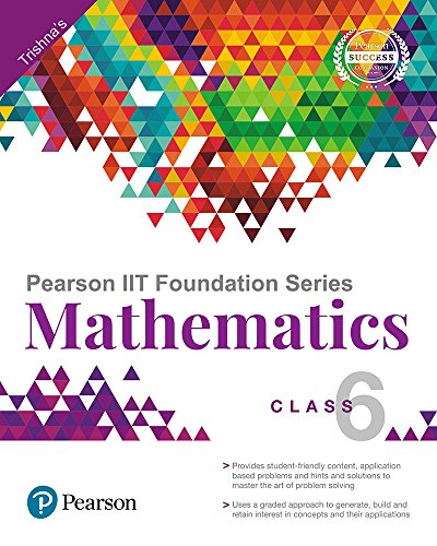 Foundation Series Mathematics 6