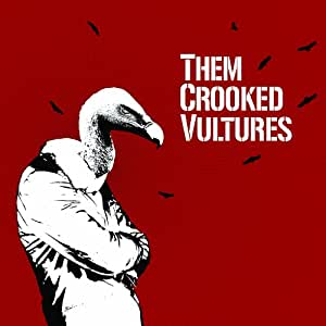 Them Crooked Vultures [Import anglais]